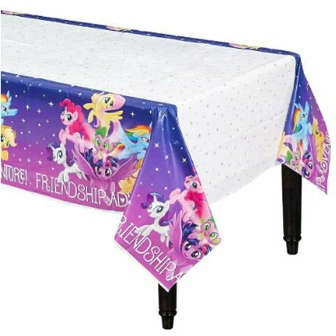 Friendship Adventure My Little Pony Table Cover