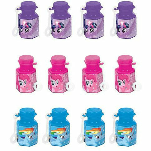 My Little Pony Mini Bubbles 12ct