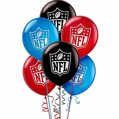 NFL Drive Balloons 6c