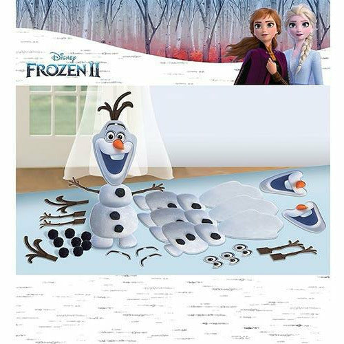 Olaf Craft Kit for 4 - Frozen 2