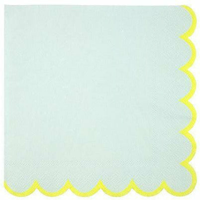 Pastel Mint Large Napkins