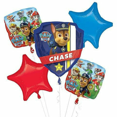 PAW Patrol Balloon Bouquet 5pc