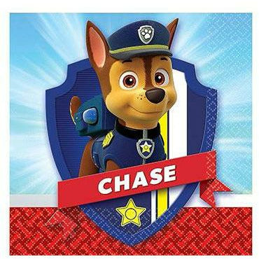 PAW Patrol Beverage Napkins 16ct