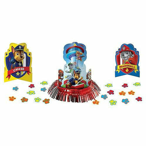 PAW Patrol Table Decorating Kit 23pc