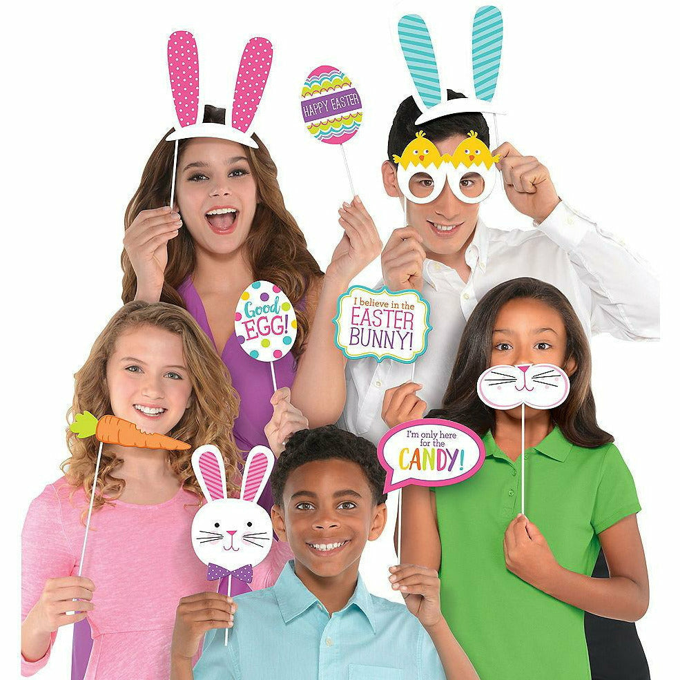Easter Photo Booth Props 13ct