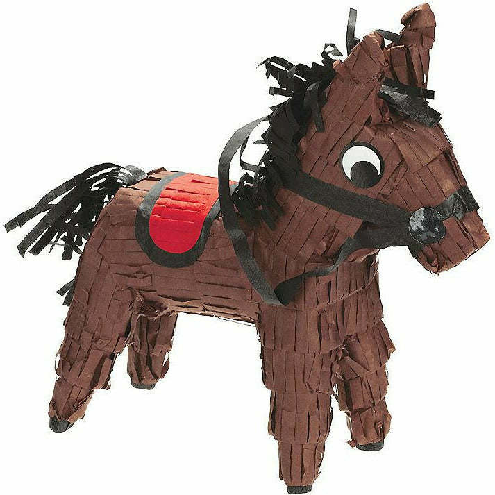 Mini Horse Pinata Decoration