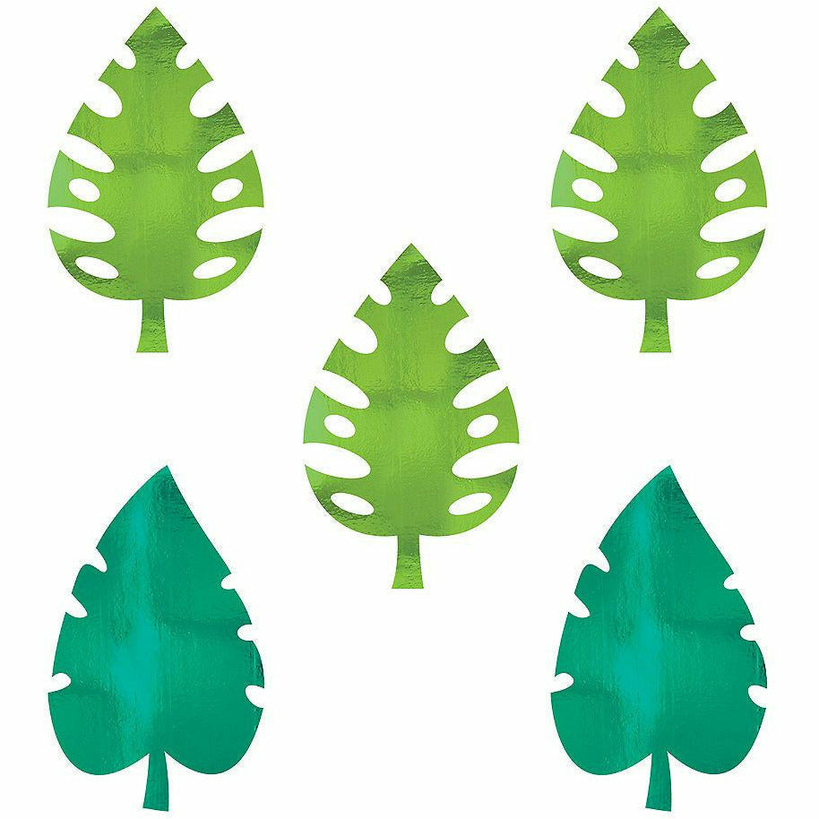 Palm Leaf Cutouts 8ct
