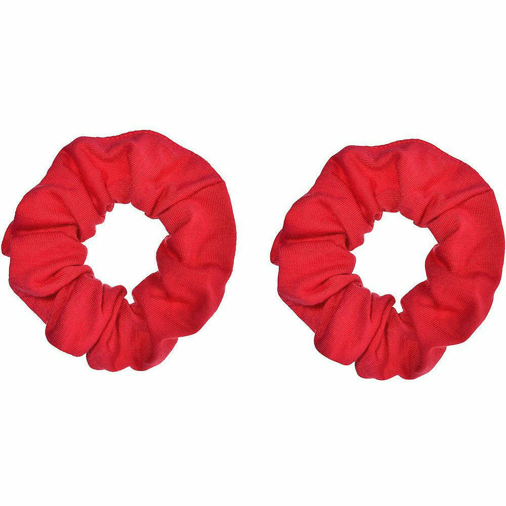 Red Hair Scrunchies 2ct