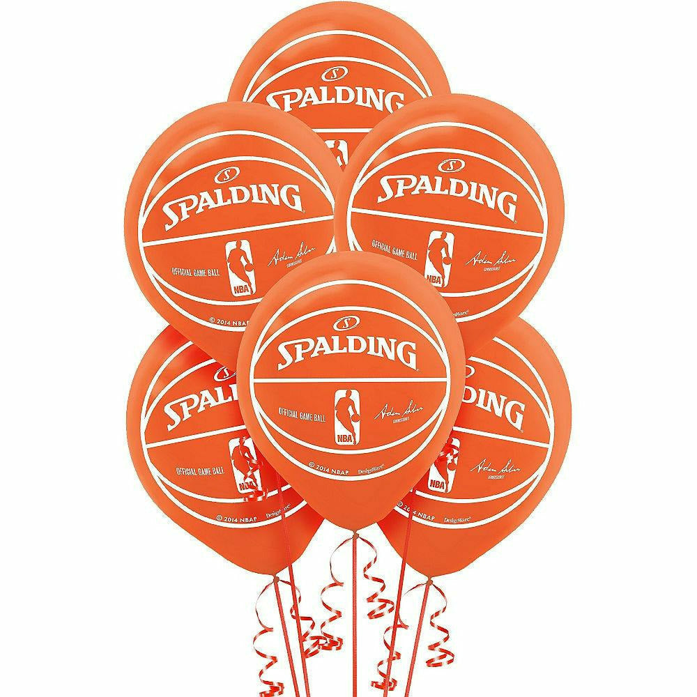 Spalding Balloons 6ct