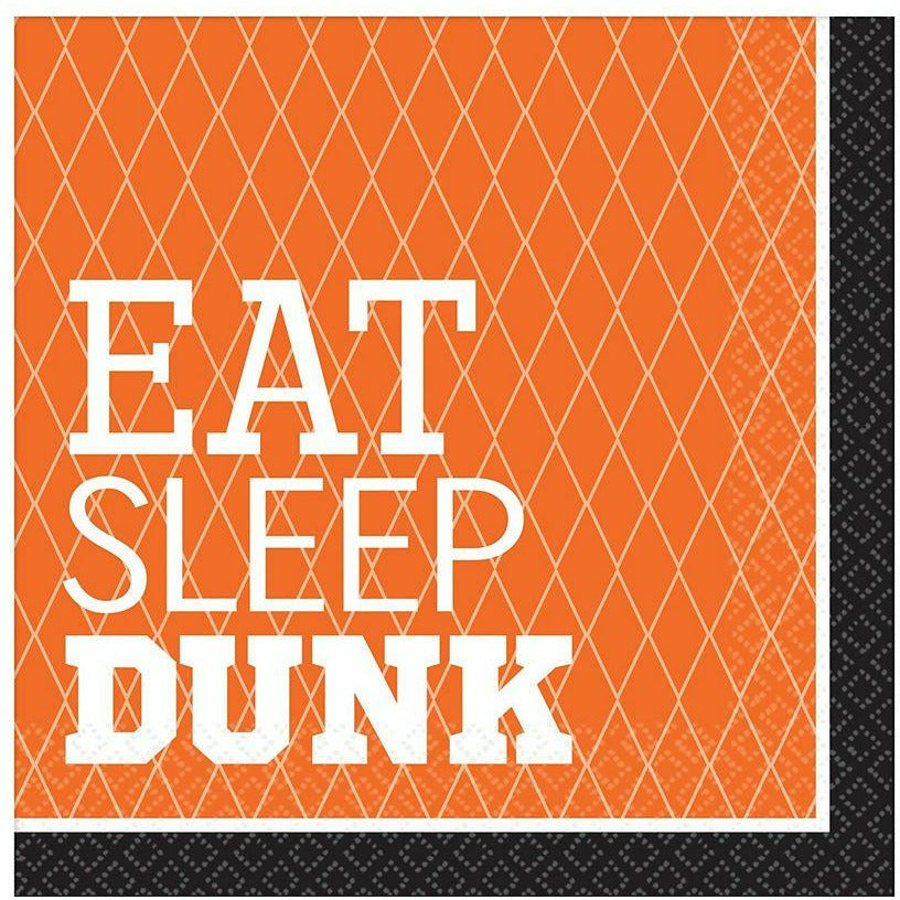 Nothin' But Net Lunch Napkins 36ct