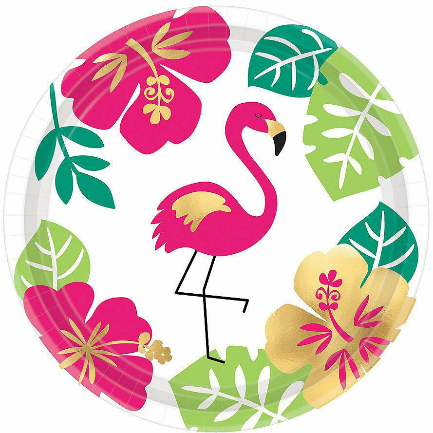 You Had Me at Aloha Dessert Plates 8ct