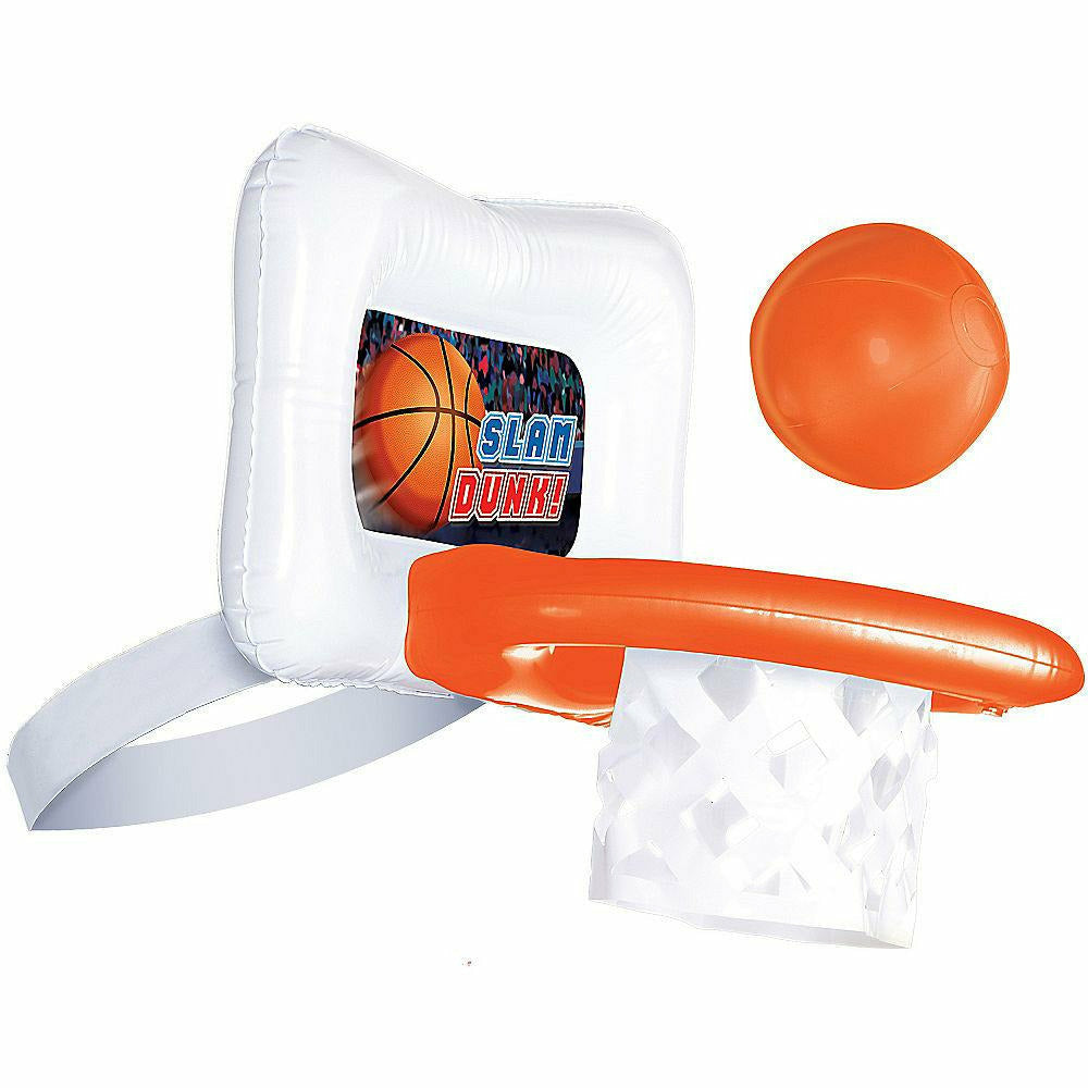 Inflatable Basketball Game Hat