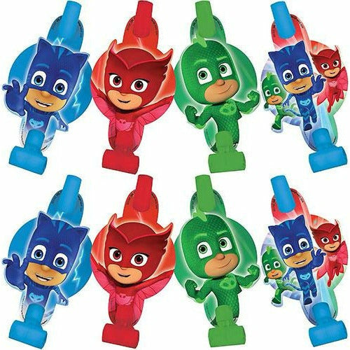 PJ Masks Blowouts 8ct