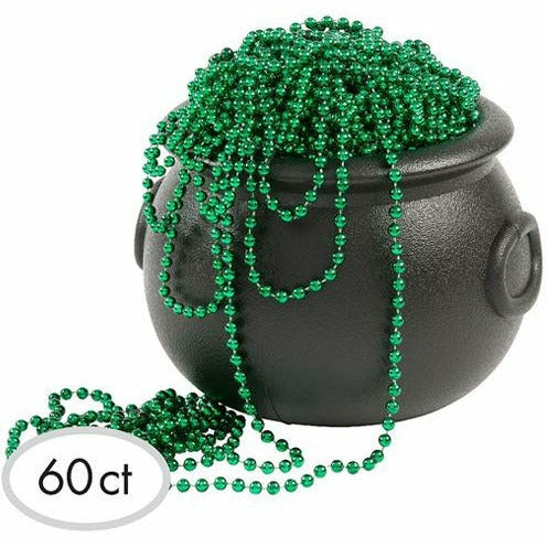 Pot O' Bead Necklaces 60ct