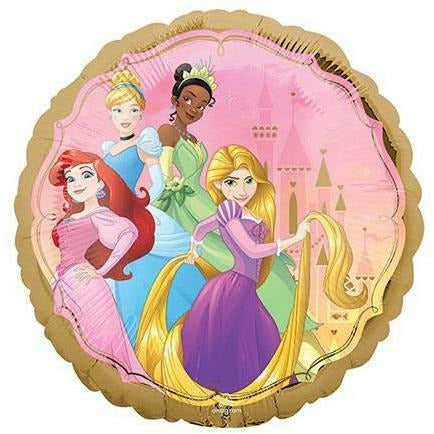 "118 Princess Once Upon a Time 17"" Mylar Balloon"