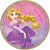 Princess Rapunzel Lunch Plates 8ct