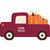 Pumpkin Pick-Up Truck Sign