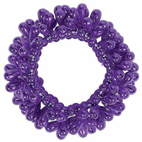 Purple Bead Bracelet
