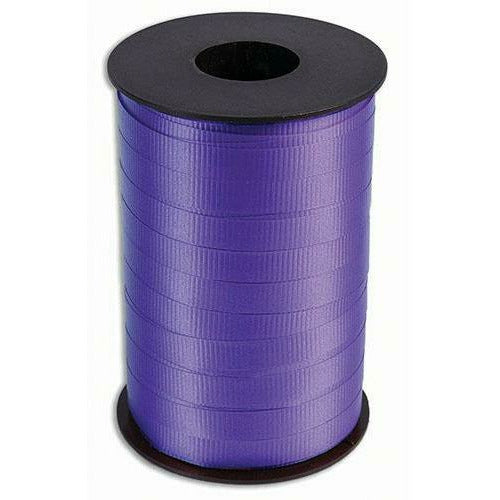 "Purple Curling Ribbon 3/8"" x 250 Yards"