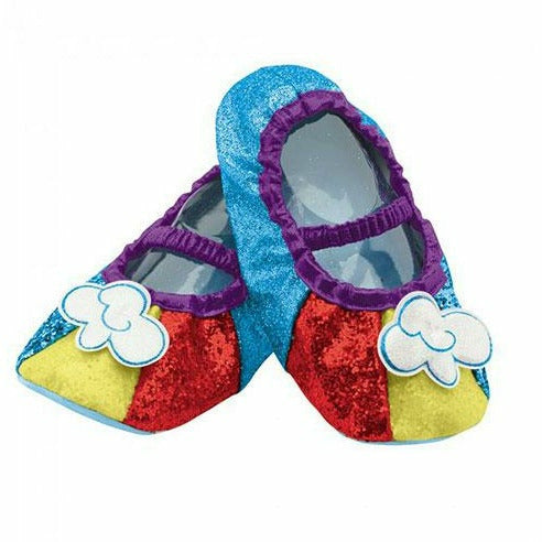 Rainbow Dash Slippers