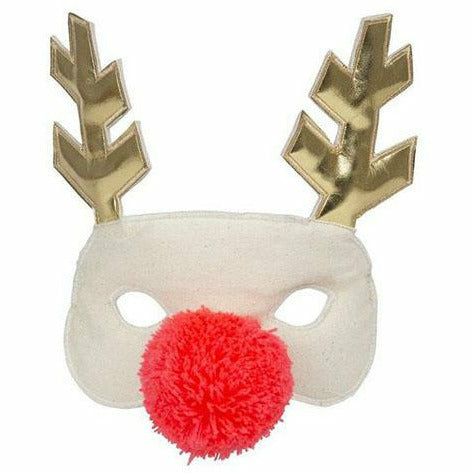Reindeer Fabric Mask