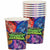 Rise of the Teenage Mutant Ninja Turtles Cups 8ct