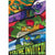 Rise of the Teenage Mutant Ninja Turtles Invitations 8ct