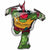 "215 Raphael Teenage Mutant Ninja Turtles Jumbo 34"" Mylar Balloon"