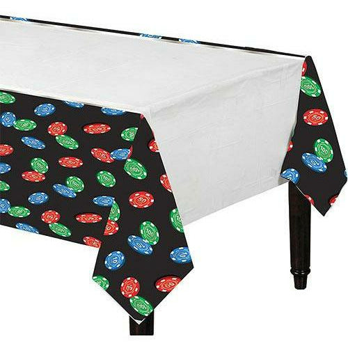 Roll the Dice Casino Table Cover