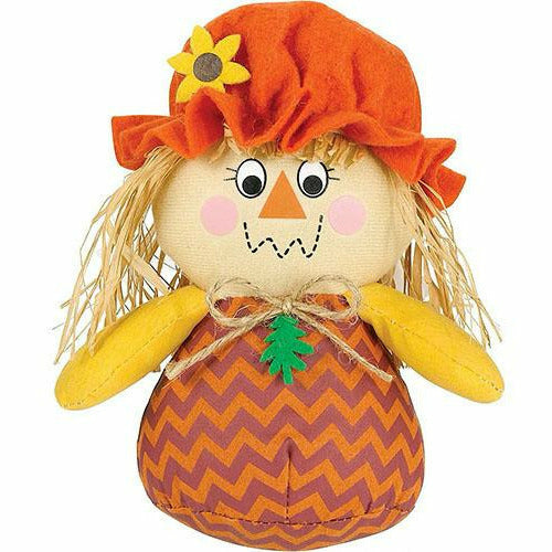 Roly Poly Scarecrow Girl