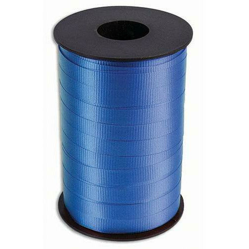 "Royal Blue Curling Ribbon 3/8"" x 250 Yards"