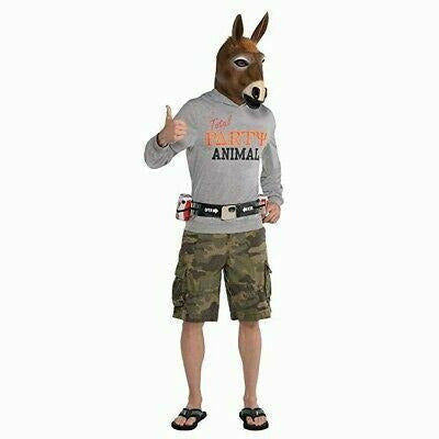 Men's Party JackA$$ Costume
