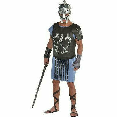Gladiator Maximus Armor Kit Adult Costume