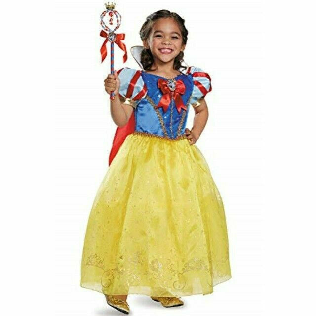 Girls Disney Princess Snow White Prestige Costume