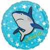 "*A009 Legend Shark Epic Party 18"" Mylar Balloon"