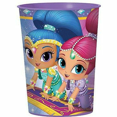 Shimmer and Shine Favor Cup