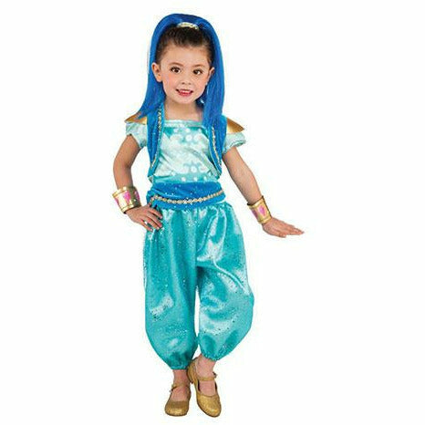 Girls Shine Costume - Shimmer and Shine