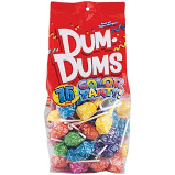 Dum Dums Color Party 75 Pops