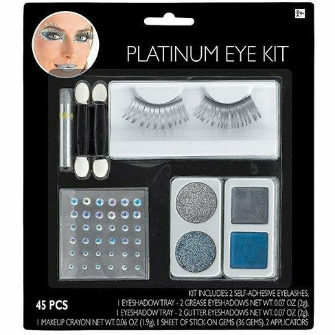 Silver Eye Makeup Kit