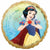 "118 Snow White Once Upon a Time 17"" Mylar Balloon"