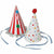 Spots & Stripes Party Hats