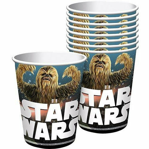 Star Wars Cups 8ct