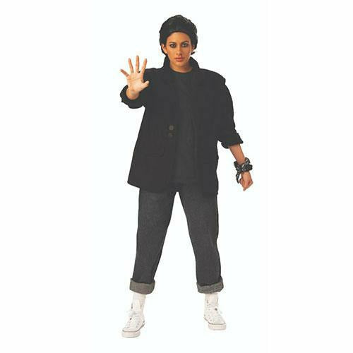 Womens Elevens Punk Look Costume - Stranger Things