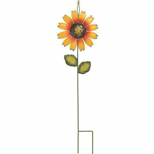 Sunflower Yard Stake