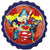"173 DC Super Hero Girls Jumbo 28"" Mylar Balloon"