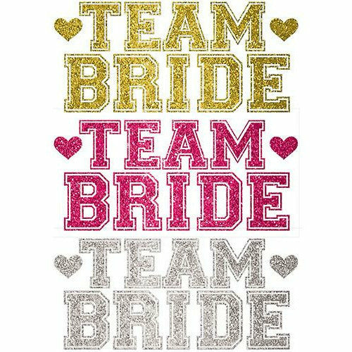 Team Bride Body Jewelry 6ct