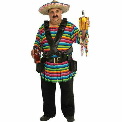 Mens Tequila Sunrise Costume
