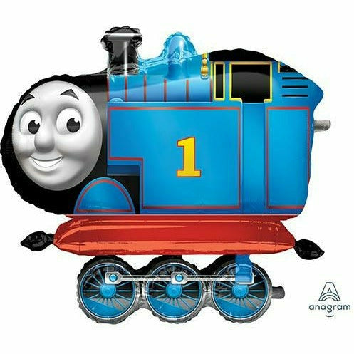 "*A011 Thomas & Friends Airwalker 36"" Mylar Balloon"