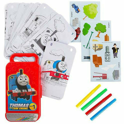 Thomas the Tank Engine Sticker Activity Box