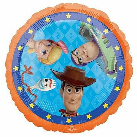 "167 Toy Story 4 17"" Mylar Balloon"